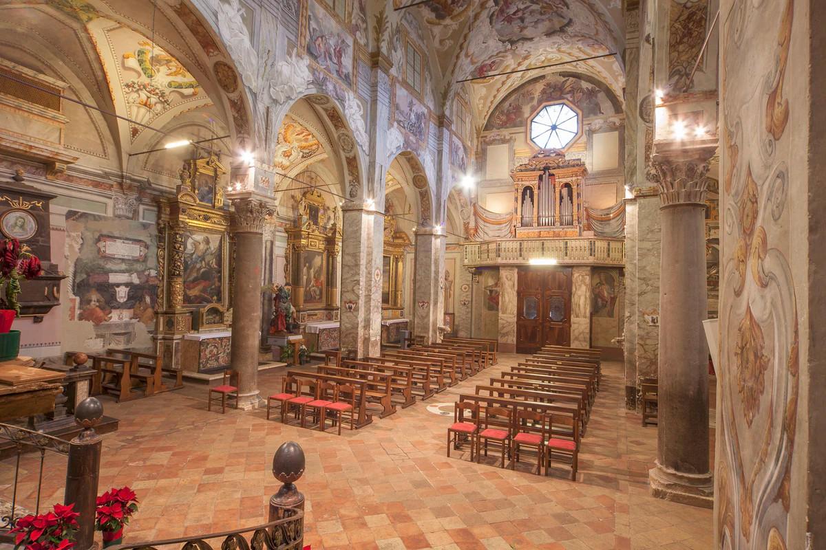 Parrocchia di Sant'Angelo Magno