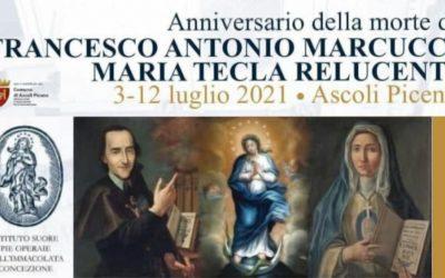 Anniversario Antonio Marcucci e Tecla Relucenti
