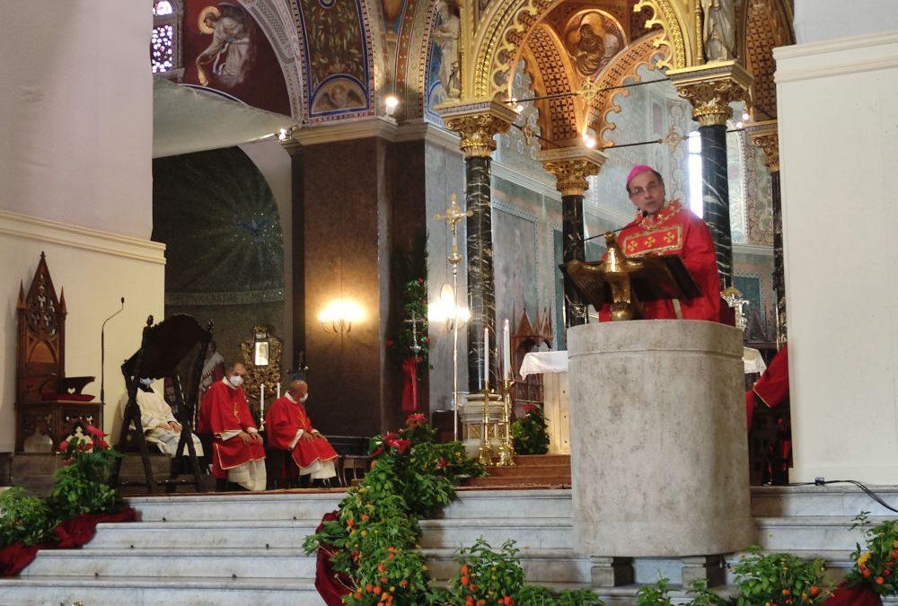 Omelia del Vescovo nella Solennità di S. Emidio