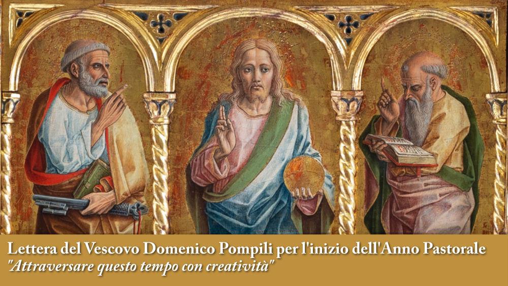 Lettera del Vescovo Domenico Pompili per l'inizio dell'anno pastorale